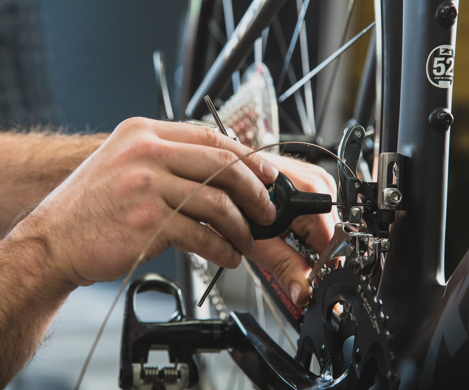 Bike Repair - Pitt Meadows Bike Shop